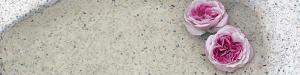 Reparation af terrazzo vask fra Terrazzo Manden